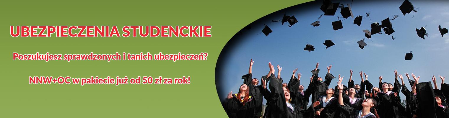 Pośrednik Bezpieczny.pl - Ubezpieczenie studenckie